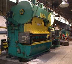 320 Ton Cleveland Press Brake