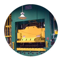 320 ton press